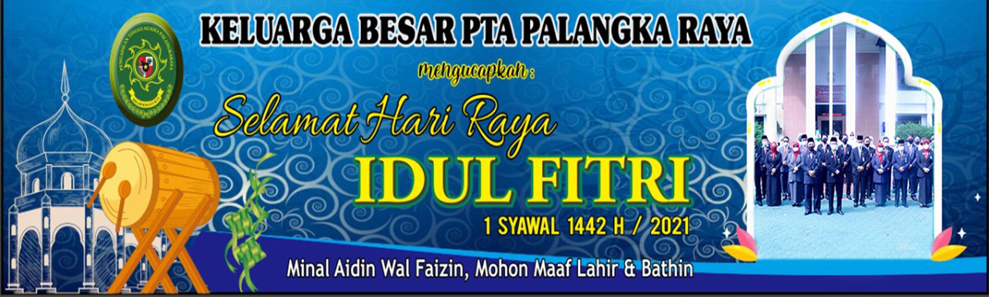 SELAMAT IDUL FITRI 1 SYAWAL 1442 H